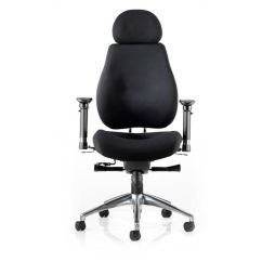 Office Chairs For Bad Backs Reviews Elephant Rocking Chair Chiro Plus Heavy Duty | Large Users
